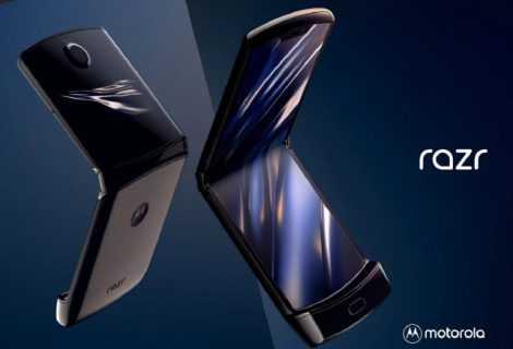 Motorola Razr 5G: nuove immagini e video