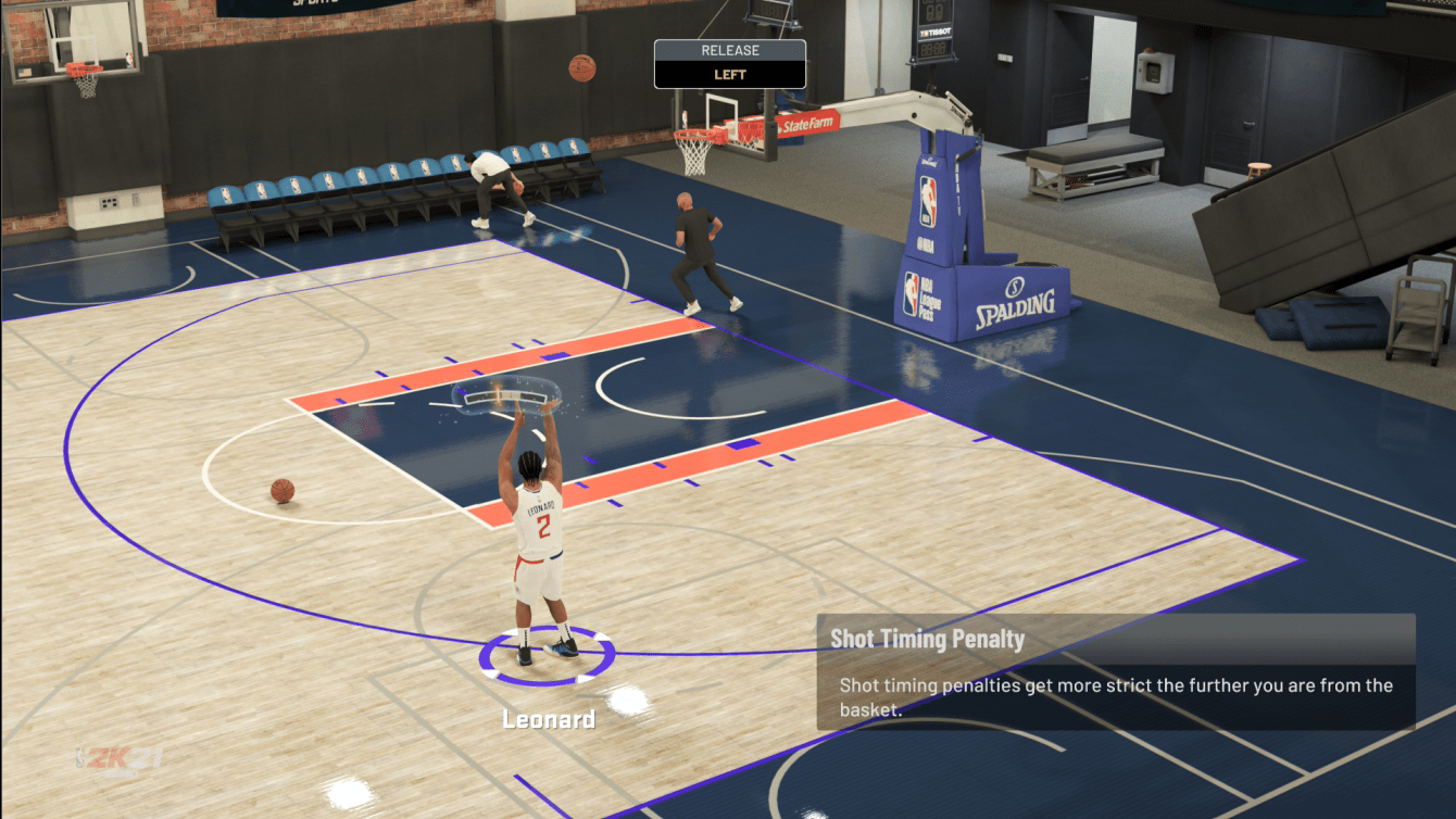 NBA 2K21: la nostra guida su come tirare