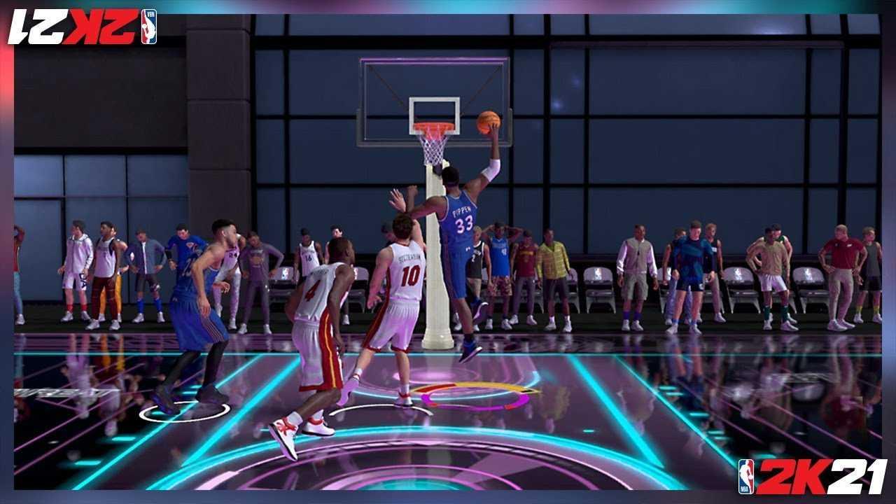 NBA 2K21: ecco i migliori distintivi/cartellini per Il mio GIOCATORE