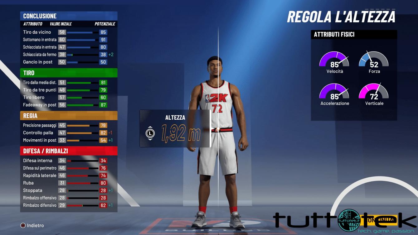NBA 2K21: guida alla migliore build Playmaker