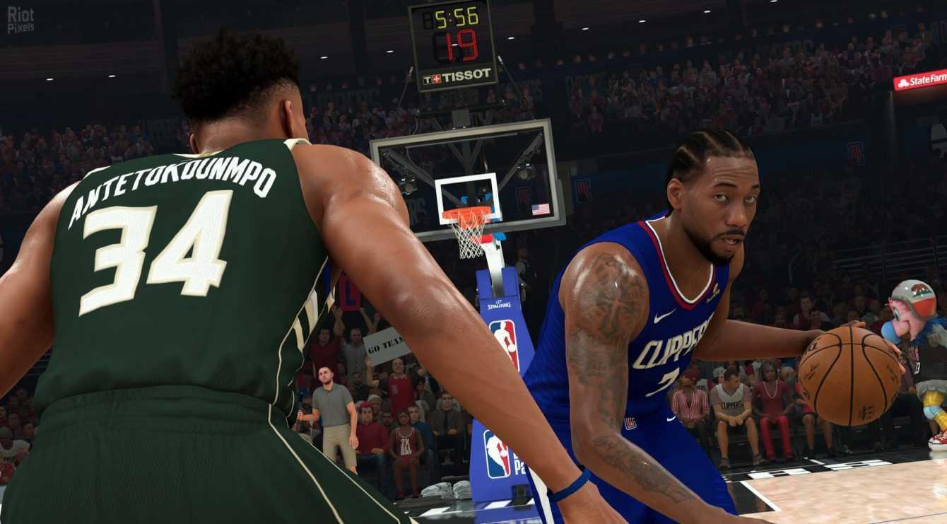 NBA 2K21: la versione PS5 sfrutterà le peculiarità del DualSense