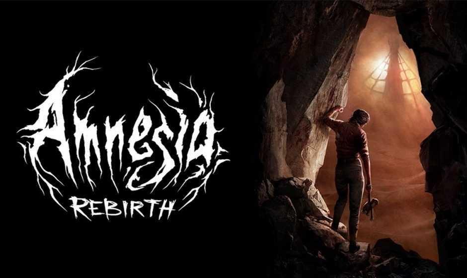 Amnesia Rebirth: annunciata la data d'uscita