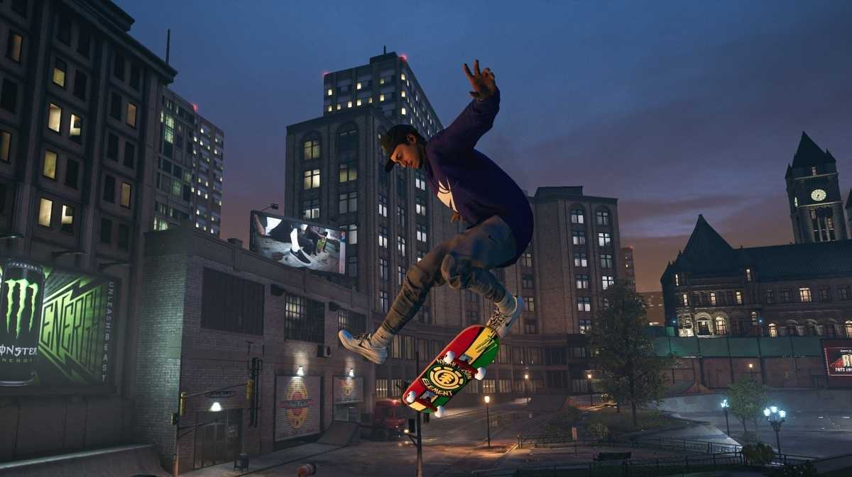 Tony Hawk's Pro Skater 1 + 2: ecco la posizione di tutti i gaps