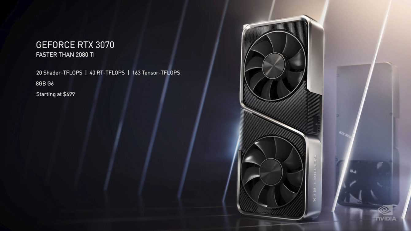 NVIDIA RTX 3060 Ti: specifiche leak e prezzo super?