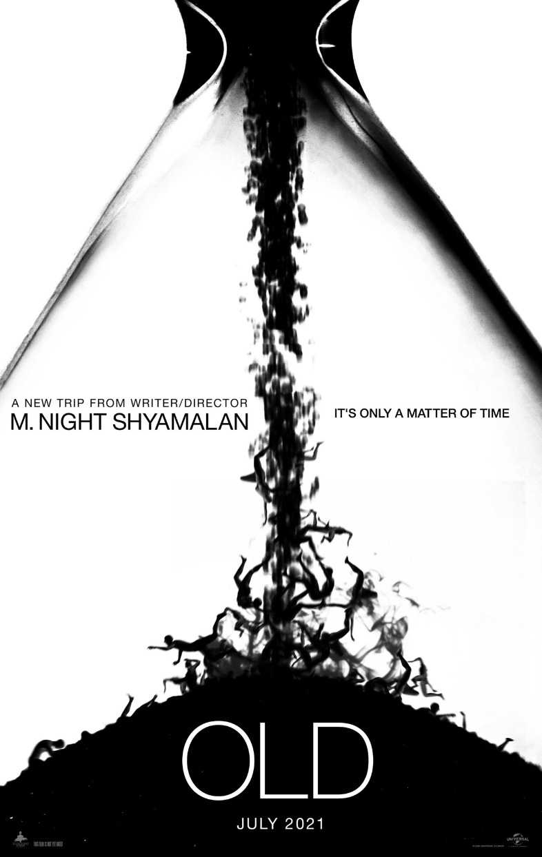 M. Night Shyamalan propone Old, e una clessidra in cui scorrono umani