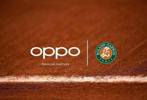 OPPO: con il 5G direttamente al Roland Garros