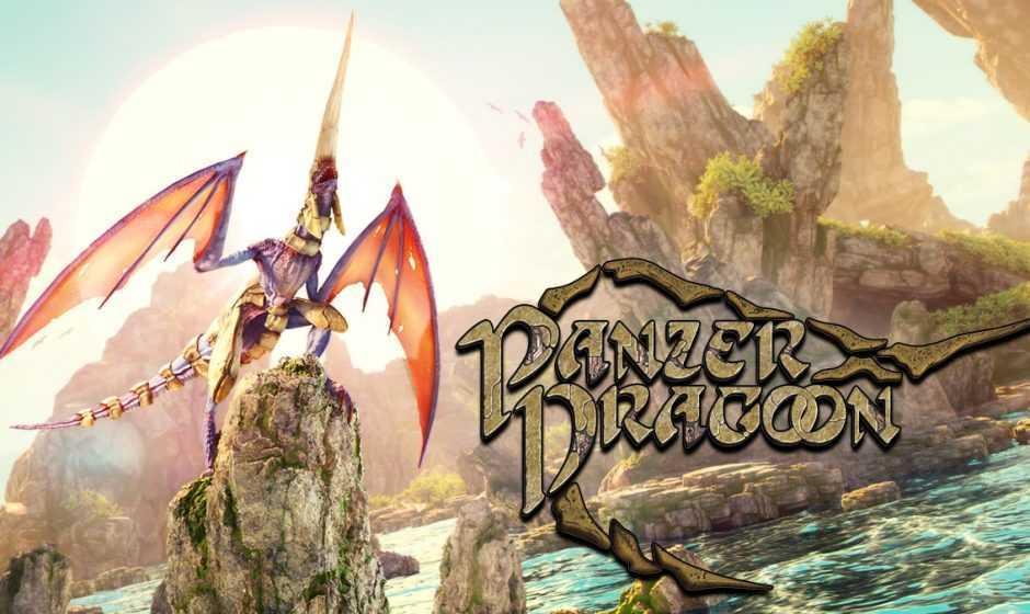 Panzer Dragoon Remake: ecco quando arriverà su PS4