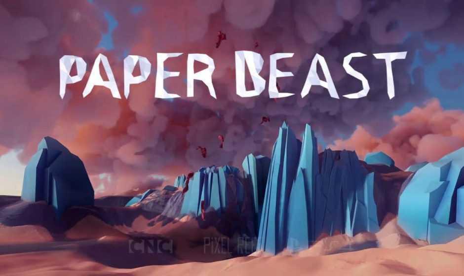 Paper Beast: Folded Edition, si rilancia su PC e PS4 senza VR