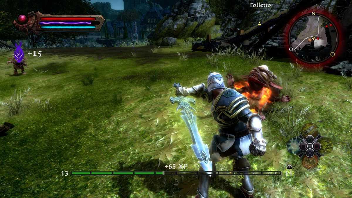 Recensione Kingdoms of Amalur: Re-Reckoning, troppa polvere!