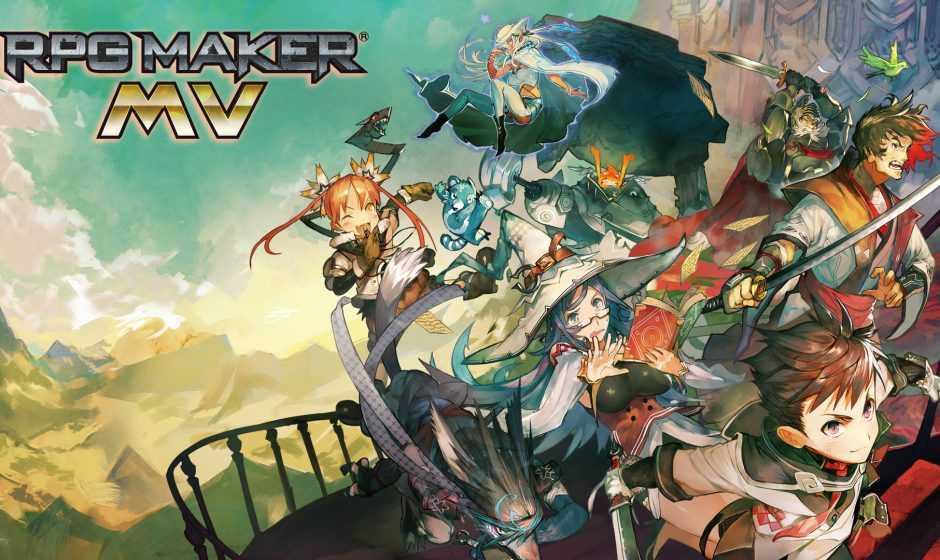 RPG Maker MV è ora disponibile su Nintendo Switch e PS4