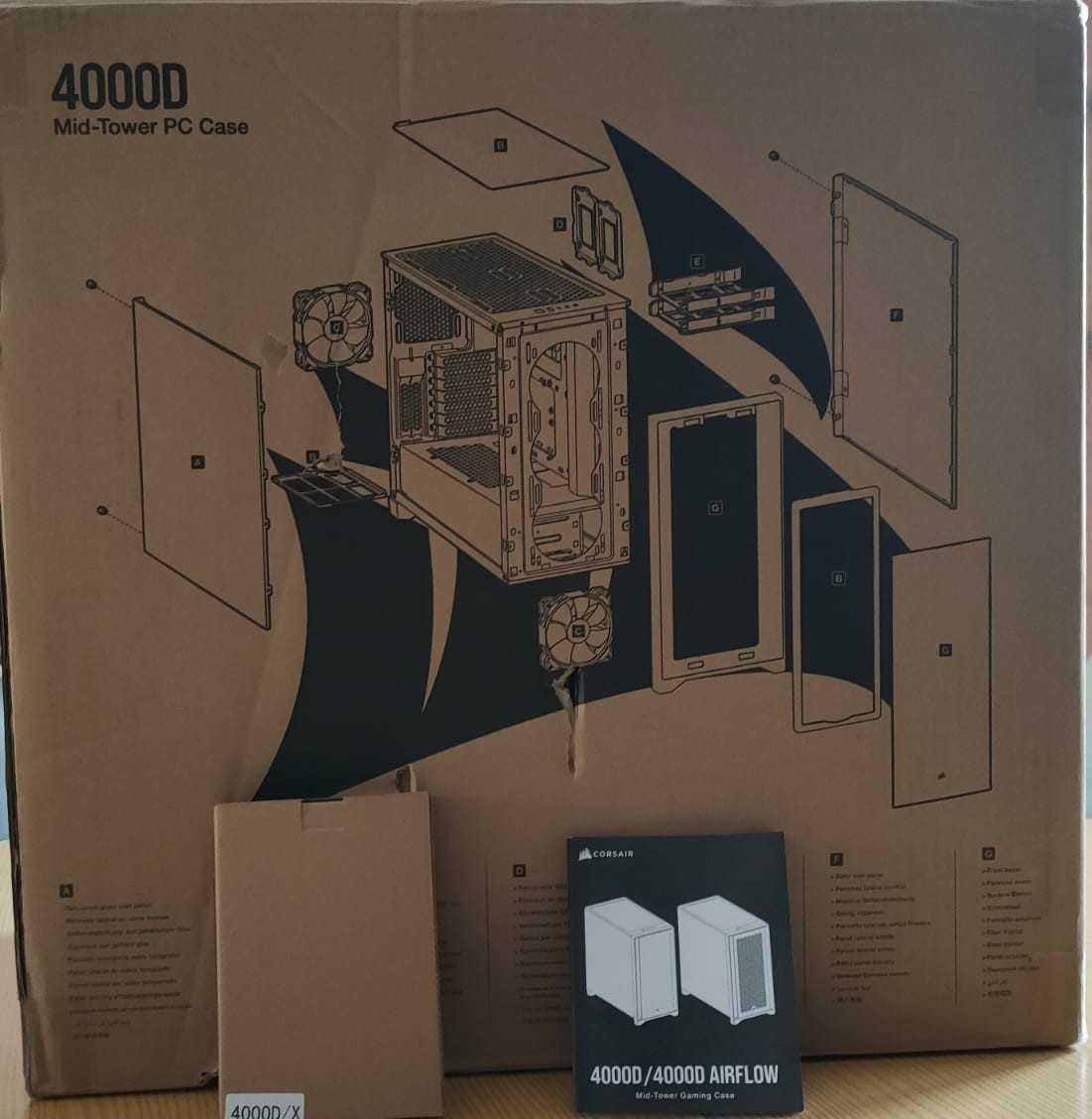 Recensione Corsair 4000D: case da poca spesa e tanta resa