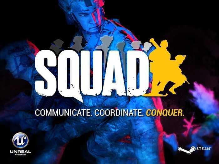 Anteprima Squad: il giusto incrocio tra arcade e realismo