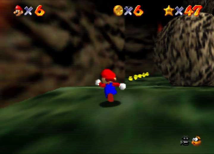 Super Mario 64: dove trovare tutte le Stelle nella Grotta Labirinto