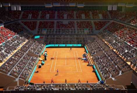 Tennis World Tour 2: ecco il trailer di lancio!
