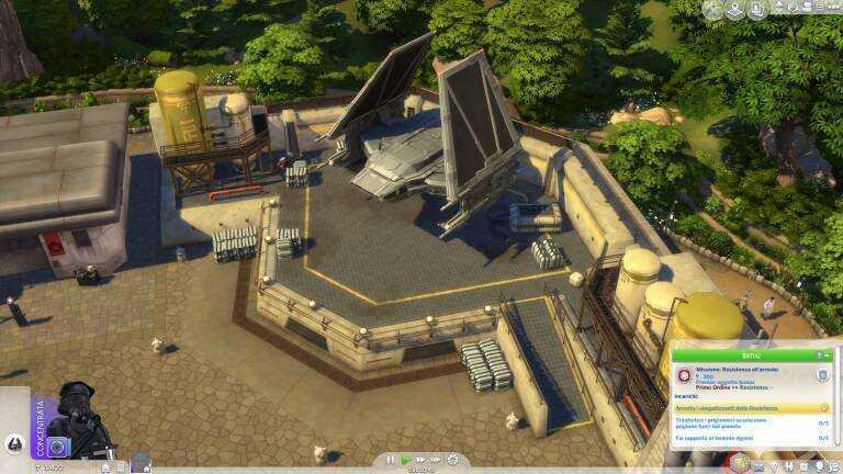 Recensione The Sims 4: Viaggio a Batuu