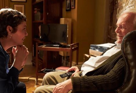 The Father: il trailer del film con Olivia Colman e Anthony Hopkins