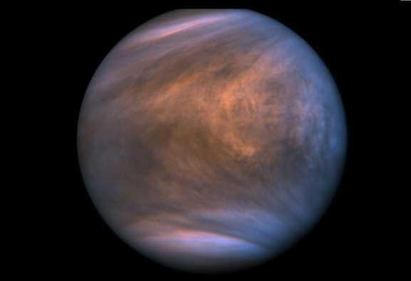 Venere: rilevata molecola legata alla vita?