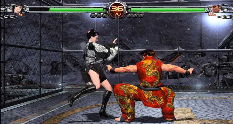 The new Virtua Fighter among the free games of the PlayStation Plus of June?