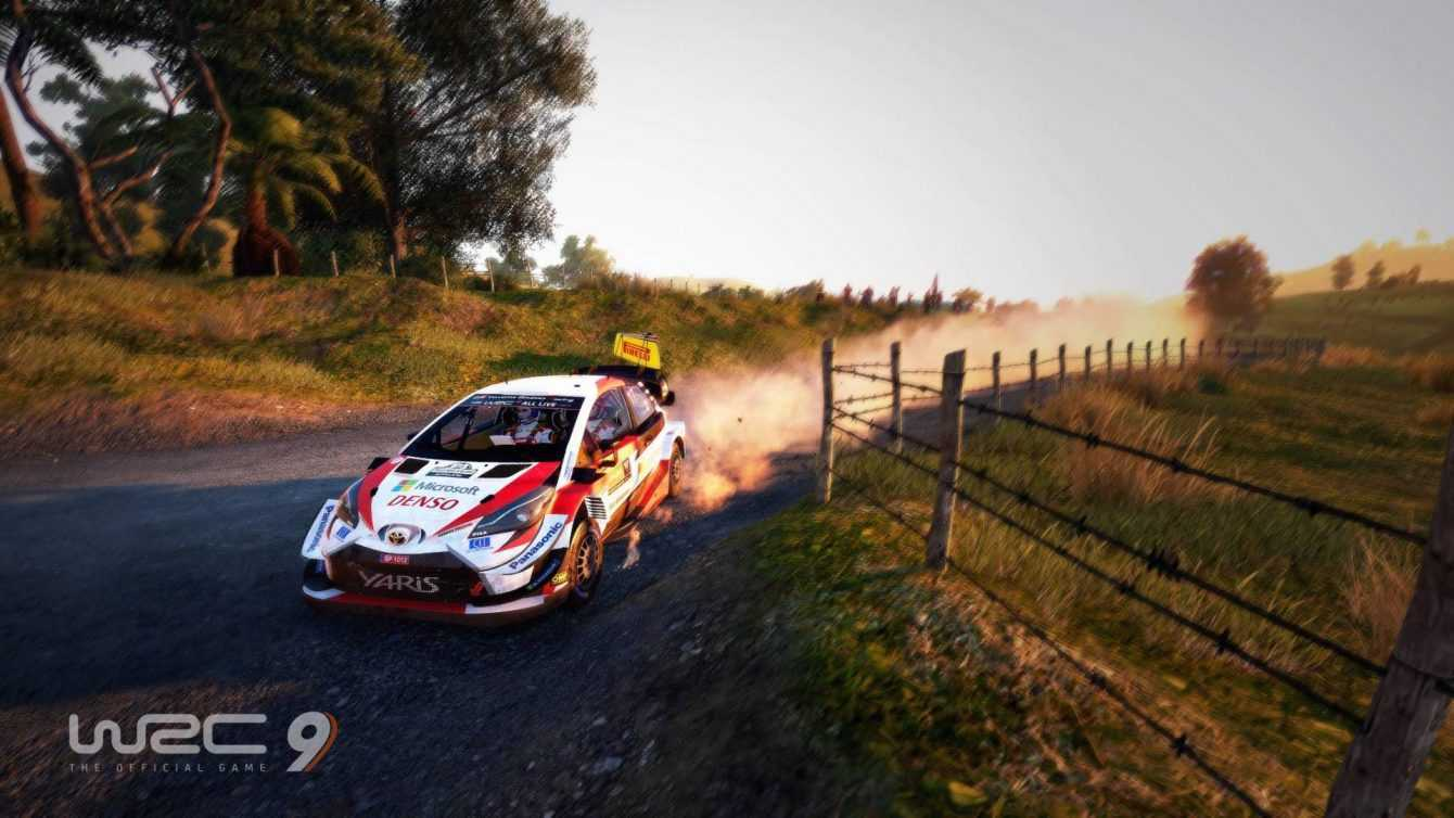 Recensione WRC 9: una corsa nella natura