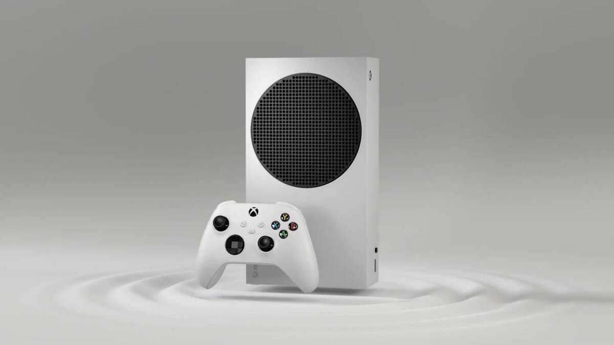 Xbox series S: ecco lo spazio disponibile sull'SSD della console