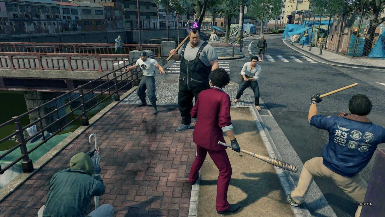 Yakuza Like a Dragon: 4K e 60 FPS su Xbox Series X