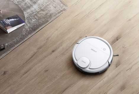 Robot aspirapolvere ECOVACS: offerte Amazon Prime Day