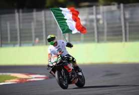 Lorenzo Savadori esordisce in MotoGP con Aprilia