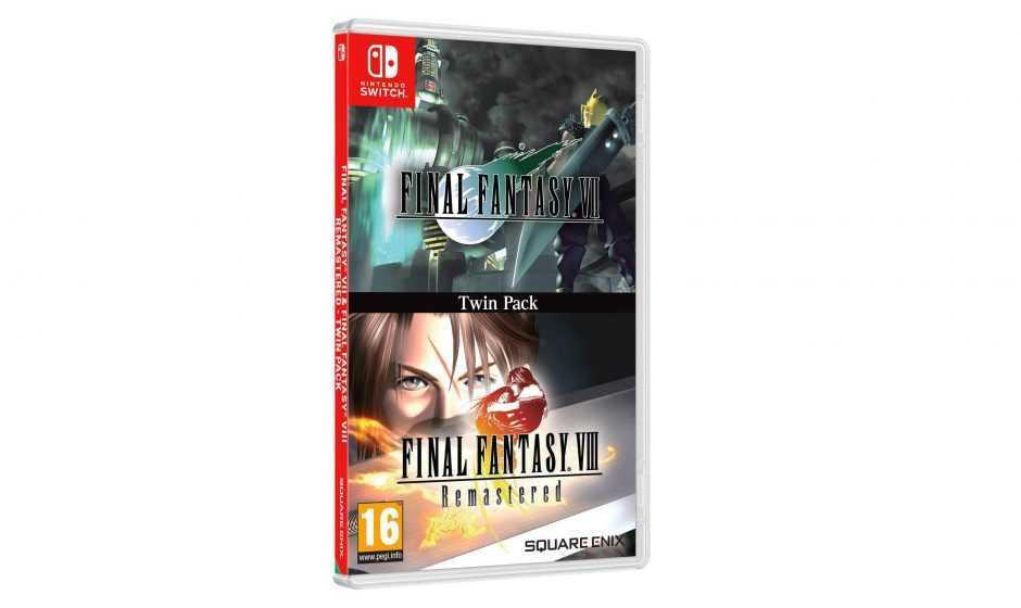 Final Fantasy: gli episodi VII e VII sbarcano in fisico su Switch