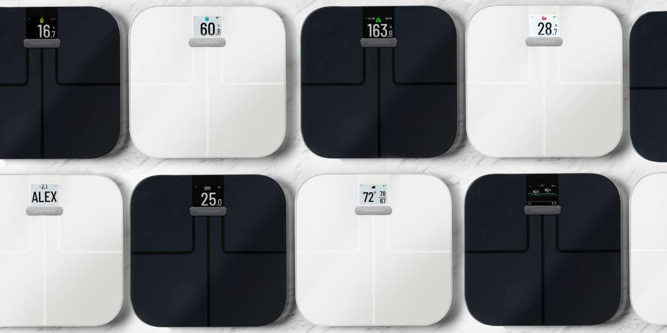Garmin Index S2: una bilancia che vi pesa con dati biometrici