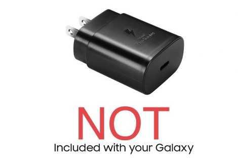 Samsung: no ad auricolari e caricabatterie nella confezione