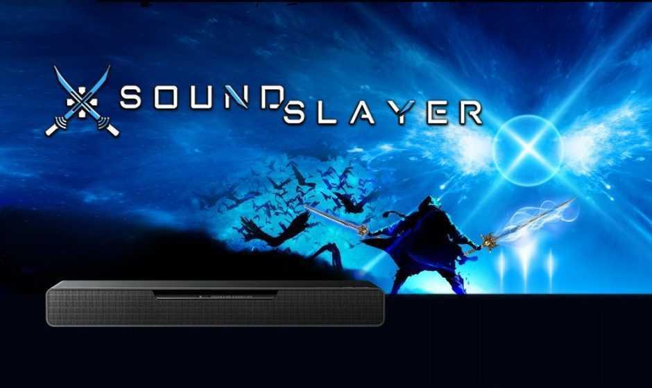 Panasonic: ecco la nuova Sound Slayer HTB01 in collaborazione con Square Enix