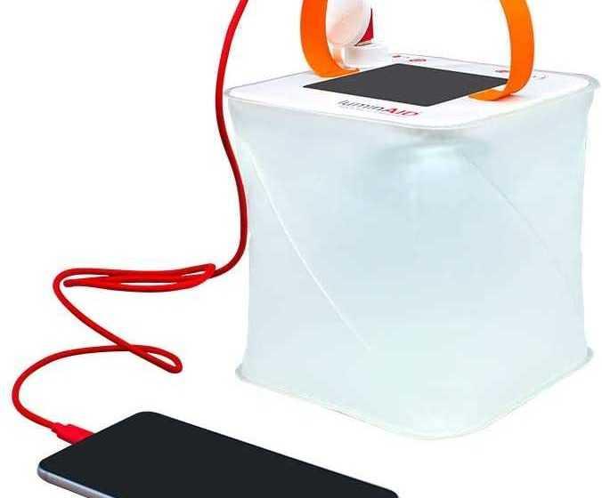 Luminaid Packlite Max: un powerbank particolare in offerta per il Prime Day