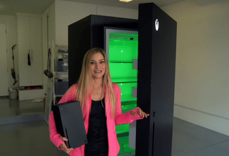 Xbox Series X: la console diventa... un frigo?
