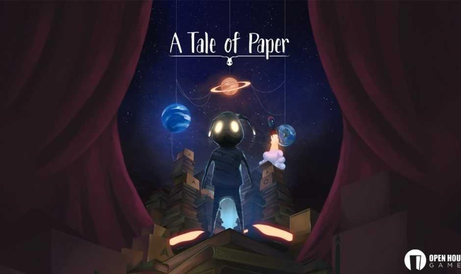 A Tale of Paper: ecco finalmente la data di uscita