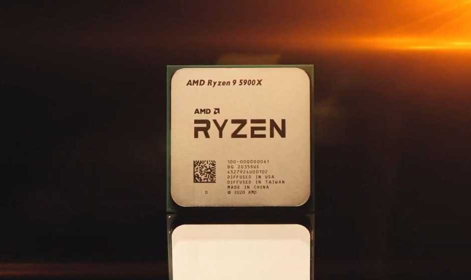 Nuovo AMD Ryzen 9 5900X: 12 Core 24 Thread a 4.8 GHz in boost