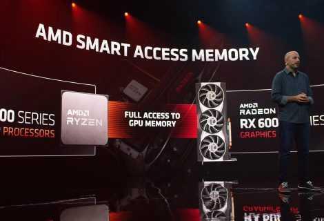 AMD annuncia la rivoluzionaria Smart Access Memory