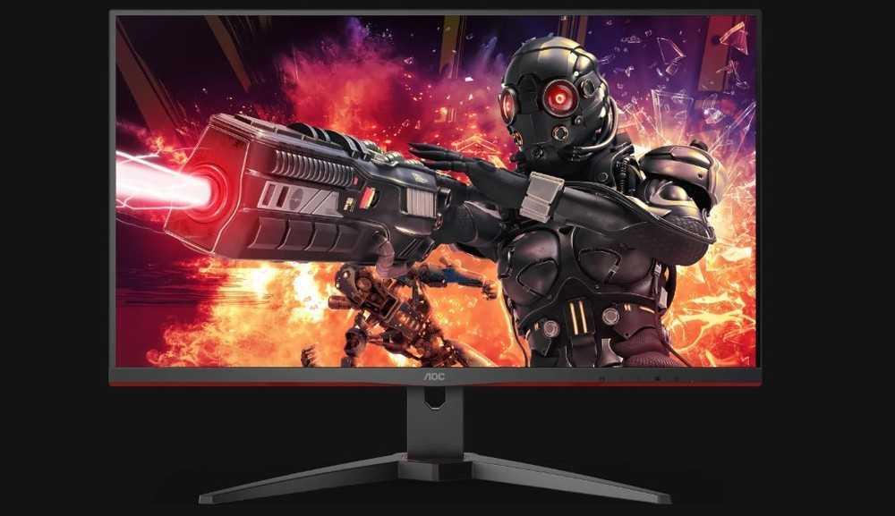 AOC U28G2AE: il monitor da gaming 4K a 60Hz