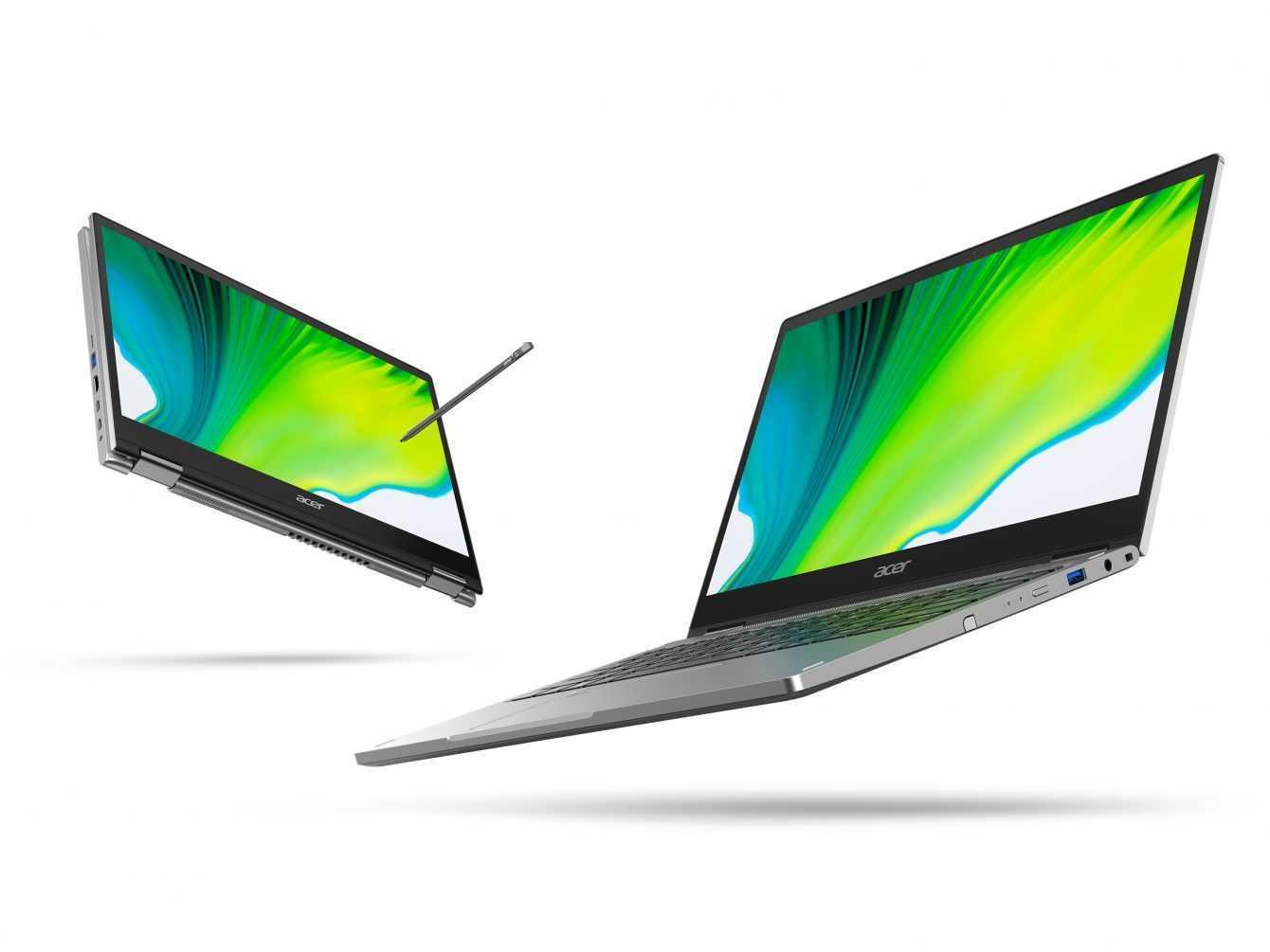 Acer Chromebook: piattaforma Qualcomm Snapdragon 7c e 4G LTE