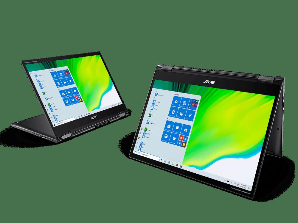 Acer: annunciati i nuovi notebook delle Serie Swift, Spin e Aspire