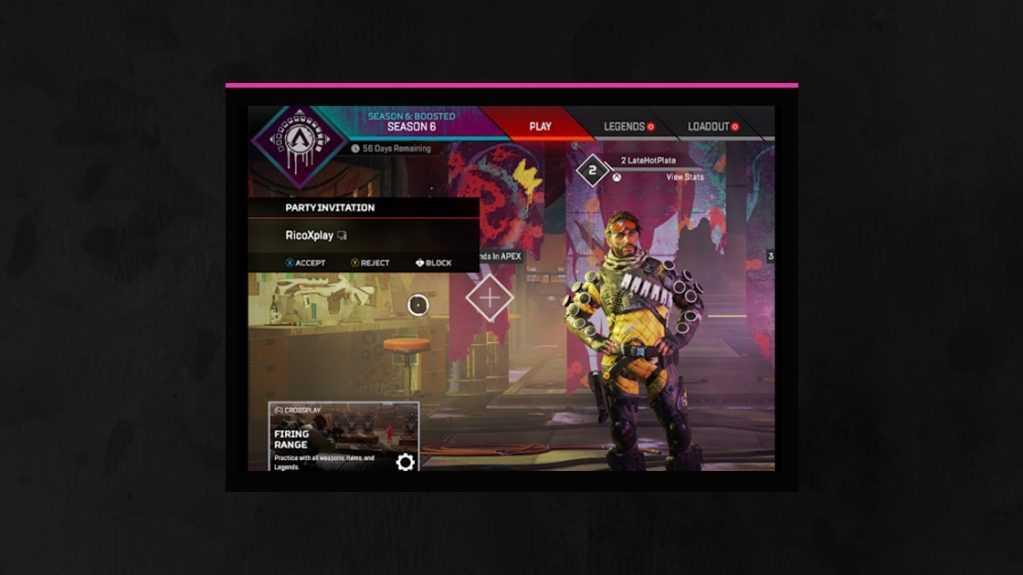 Apex Legends: come giocare in crossplay