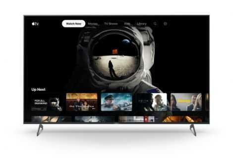 Sony lancia Apple TV su una selezione di modelli Smart TV