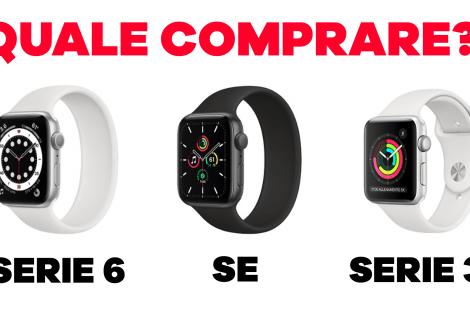 Miglior Apple Watch: quale comprare? | Febbraio 2021