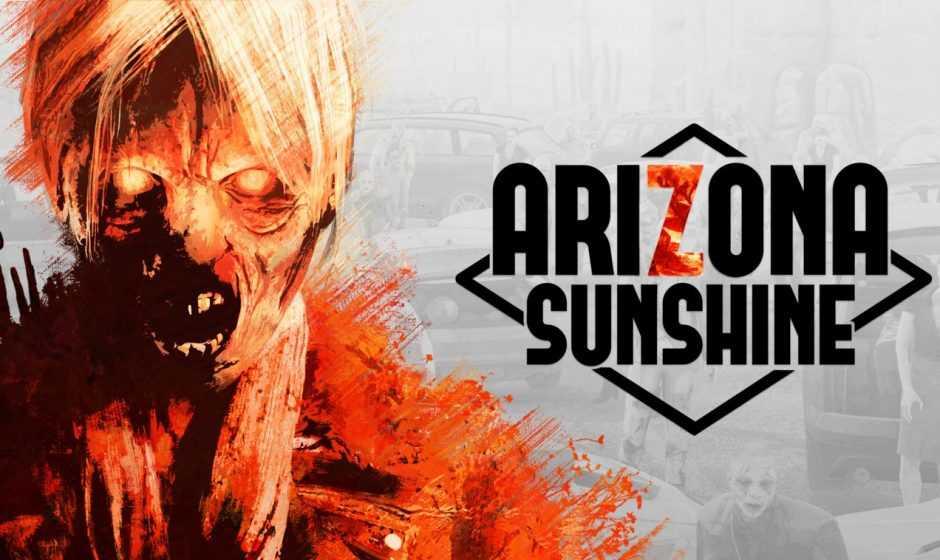 Arizona Sunshine: arriva l'aggiornamento per Oculus Quest 2