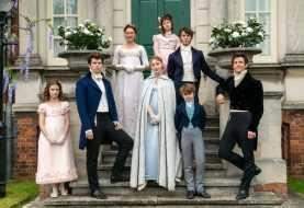 Bridgerton: le prime immagini Netflix della serie di casa Shondaland