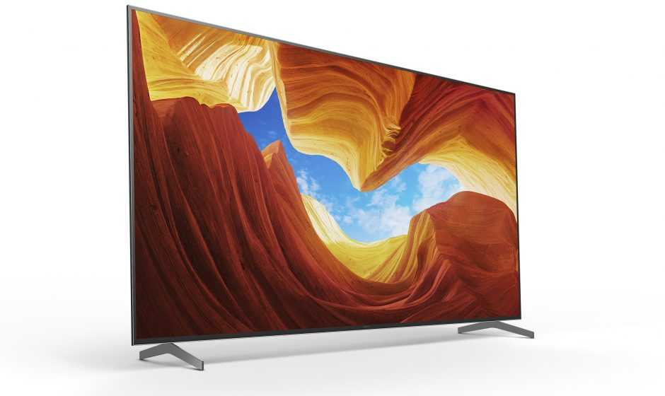 Sony BRAVIA BZ40H: risoluzione 4K Full Array in 85 pollici
