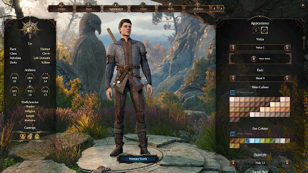 Baldur's Gate 3: create personaggi troppo noiosi per Larian
