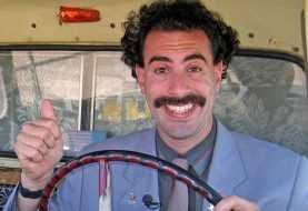 Un tweet per Borat 2 scherza contro Trump