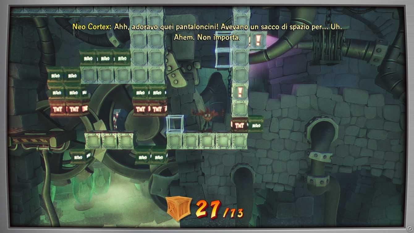 Recensione Crash Bandicoot 4: It's About Time, un platform N. sano