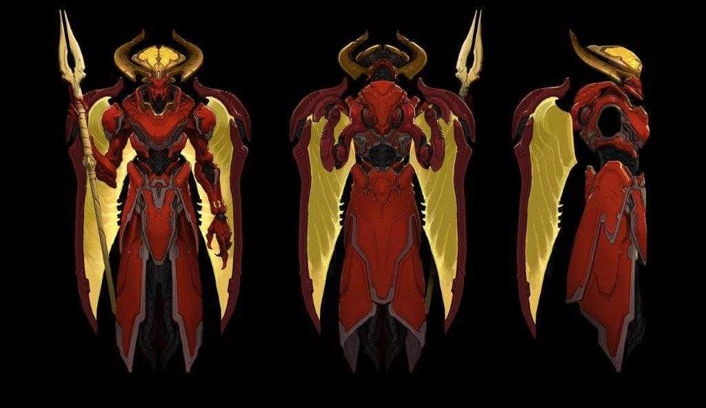 DOOM Eternal: uno sguardo ai bozzetti dei demoni