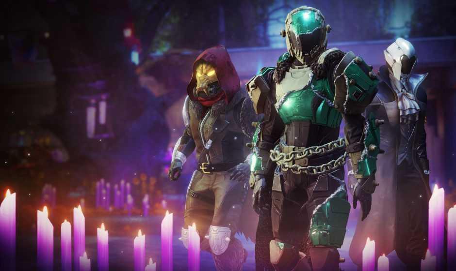 Destiny 2: ritorna la Festa delle Anime Perdute